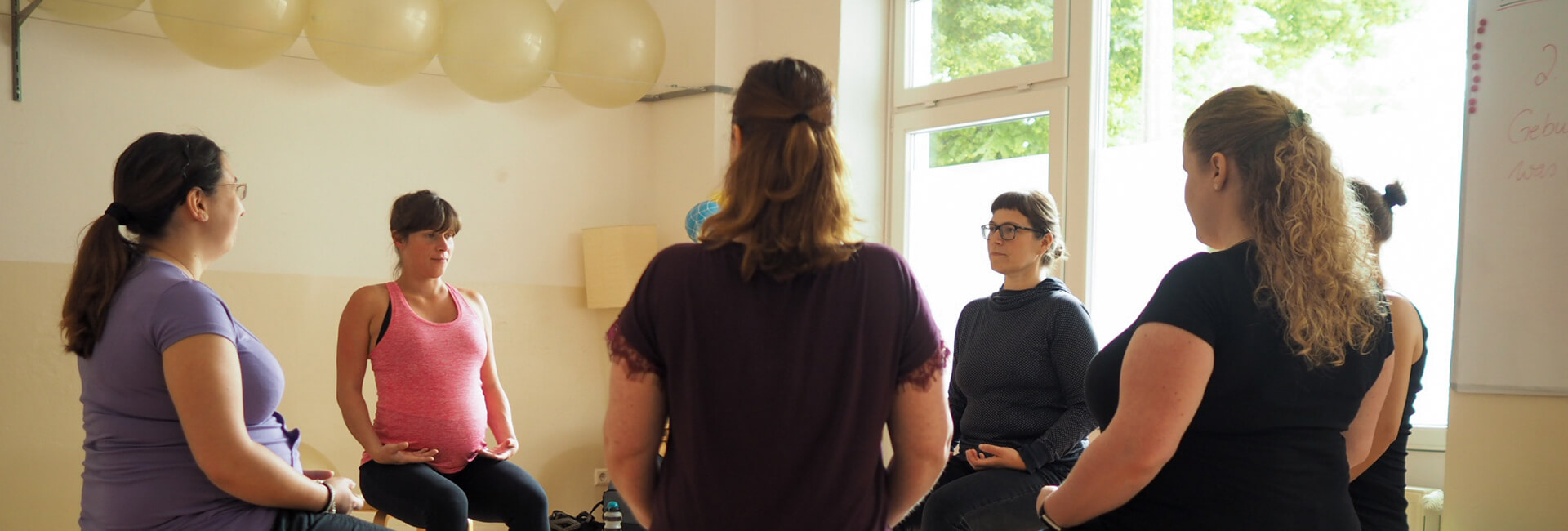 Hebammenpraxis Berlin Kurse Geburtsvorbereitungskurs Rückbildungskurs